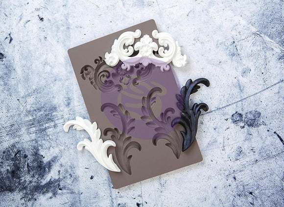 EVERLEIGH FLOURISH Decor Mould Re-Design with Prima 8