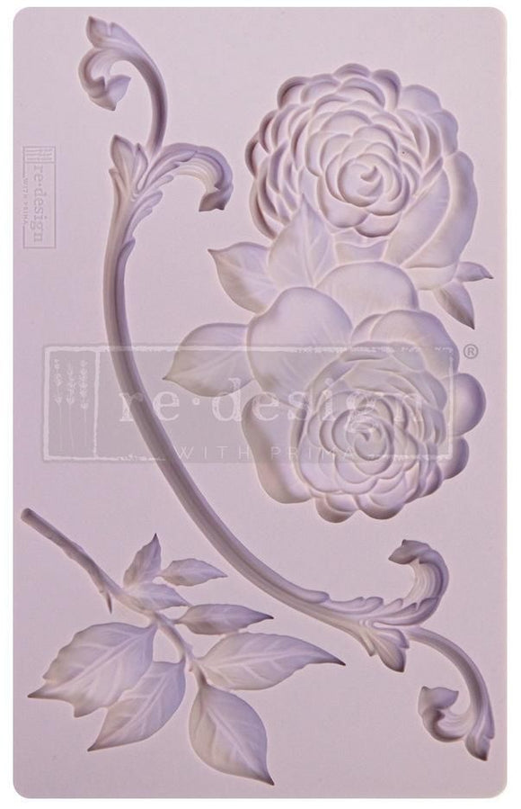ReDesign Victorian Rose Mould