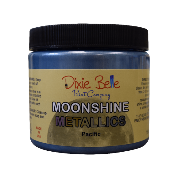 MOONSHINE METALLIC - Pacific - Dixie Belle - 16oz/473ml