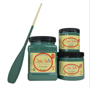 PALMENTTO - Dixie Belle - Rich Green Chalk Mineral Paint - 236ml/8oz - 473ml/16oz