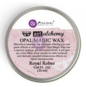 Opal Magic Wax Finnabair ReDesign