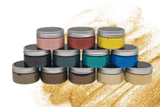 Smooth Metallic Paste by Posh Chalk, Mixed Media