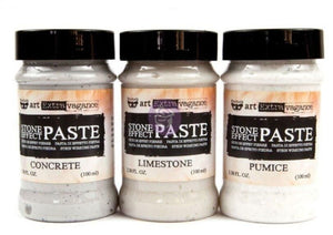 Stone Effect Paste ReDesign with Prima  Pumice, Limestone, Concrete