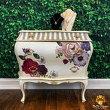 ReDesign Lush Floral II Furniture Decor Transfer Decal