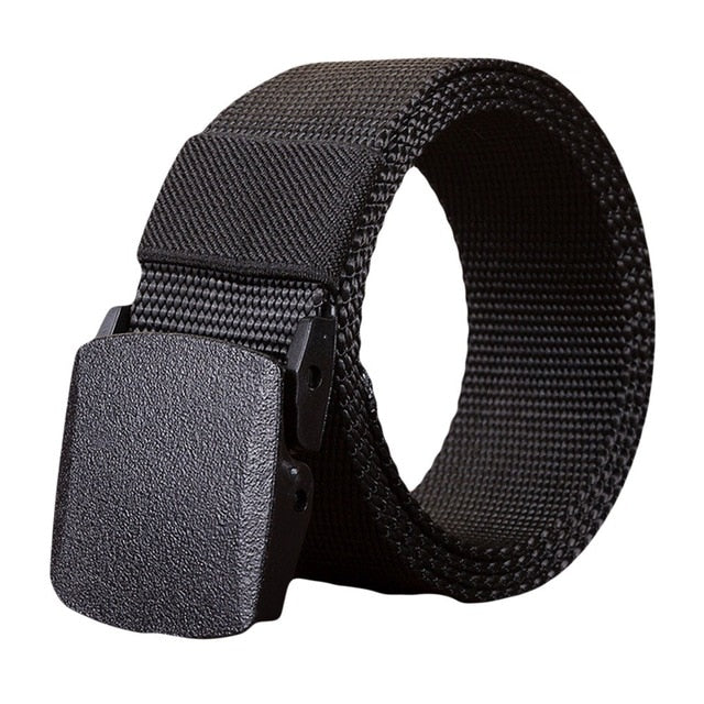 Women's Automatic Nylon Belt