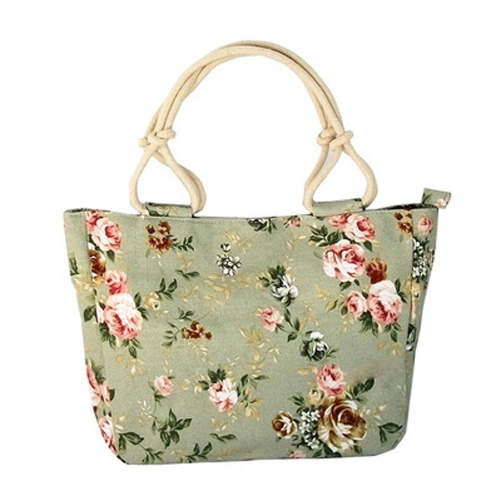 Casual Canvas Bag