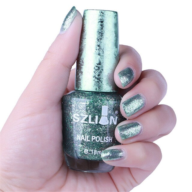 18ml Sparkling Frosted Sequins Nail Polish