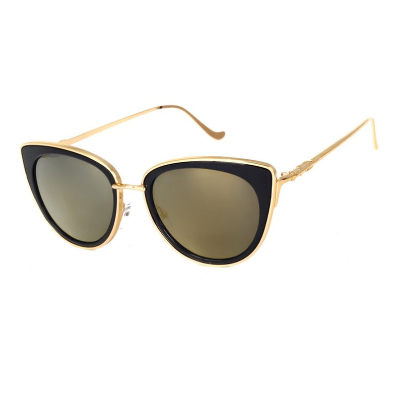 Trendy Retro Sexy Cat Eye Women Sunglasses