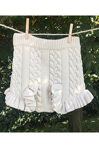 SHORTS KNIT-WOOL pre-order