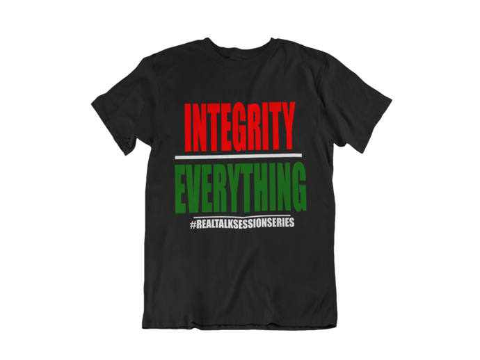 Integrity Over Everything