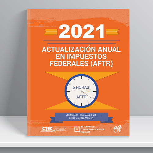 uTax Bilingual Annual Federal Tax Refresher eBook