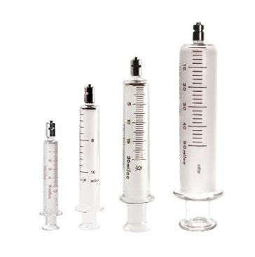 Truth Interchangeable Syringe Metal Luer Lock Tip (CL) - CORONA CASH AND CARRY