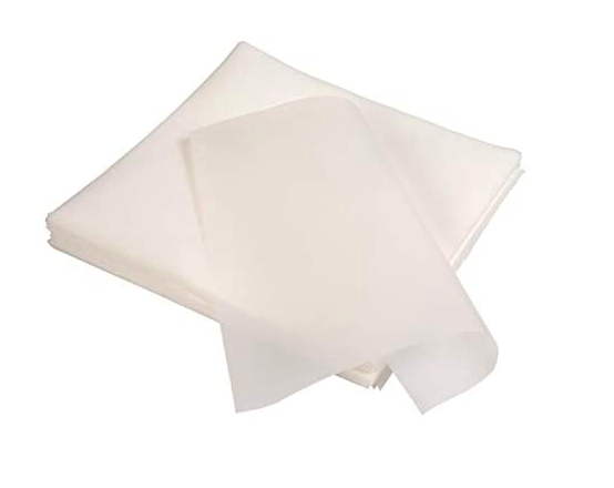 Oilene Proof 4''x4'' Non-Stick PTFE Sheet for Packing Concentrates (Solvent Proof) (1000 units) - CORONA CASH AND CARRY