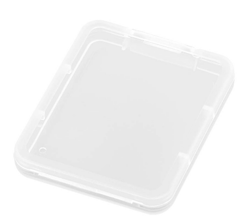 Clear Slim Containers - Displaying Concentrates - (200 units) - CORONA CASH AND CARRY