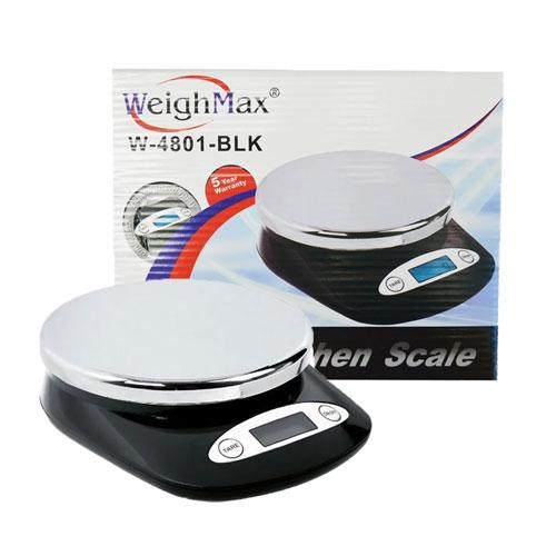 Kitchen Scale (W-4801-BLK) - CORONA CASH AND CARRY