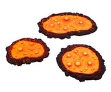 Lava Pools Set (3 pcs)