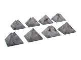 Tank Traps 'Dragon's Teeth' (Set of 8)