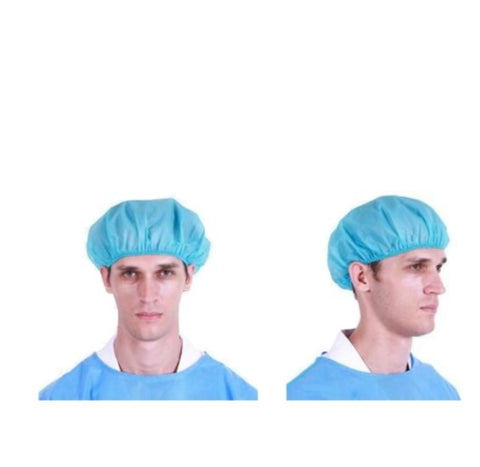 Disposable Medical Bouffant 21""