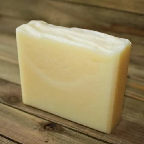 Our Naked Triple Butter Unscented Soap is a lovely handcrafted soap made in small batches with minimal ingredients. This soaps is created with generous amounts of organic shea butter, organic cocoa butter and organic mango butter. This soap a decadent skin treat!