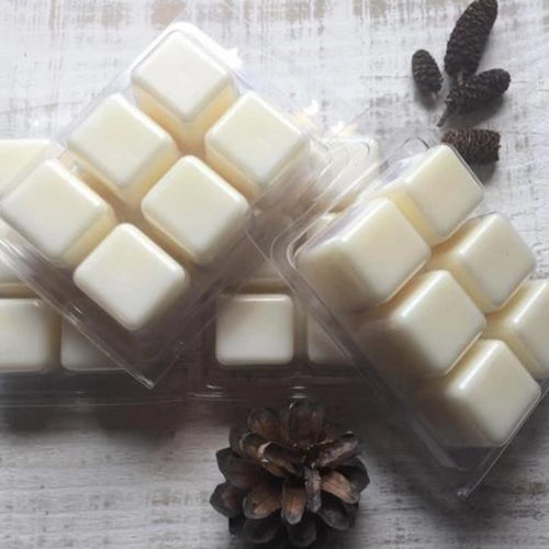 SOY SCENTED WAX MELT CLAMSHELL - CHOOSE SCENT