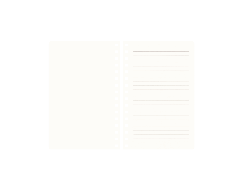 Ivory Ruled 120gsm (120pg)