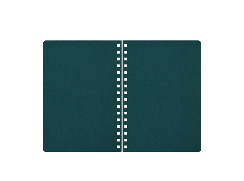 Canvas Jungle Green-2