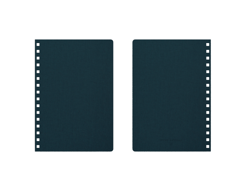 Canvas Midnight Green-1