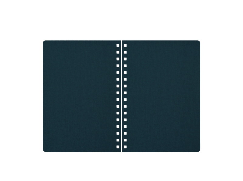 Canvas Midnight Green-2