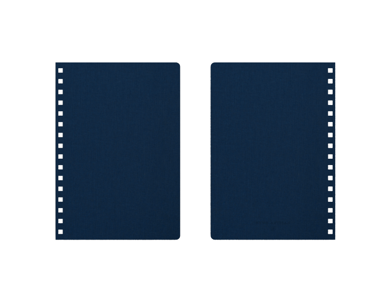 Canvas Prussian Blue-1