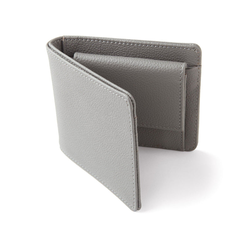 Compact Wallet with Coin Pouch