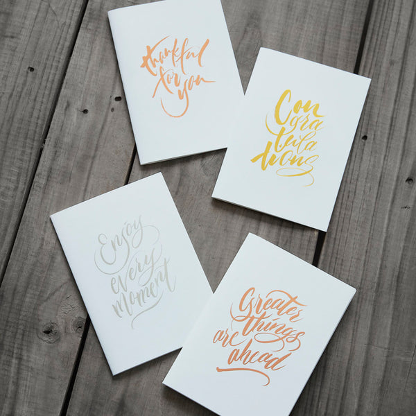 Bynd x The Letter J Supply Greeting Card