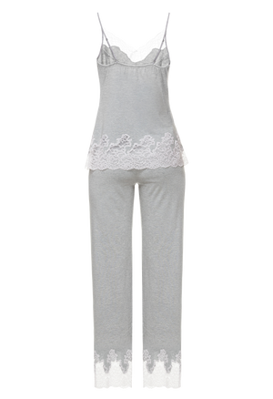 Пижама (топ, брюки) Suavite pajamas-long-set-slp40-19-g-deline-w