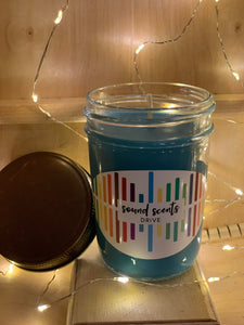 DRIVE - 8oz 100% Soy Wax Candle