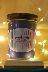 Hydrangea - Mothers Day 2020 8oz 100% Soy Wax Candle