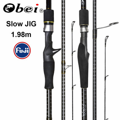 MASTER  Boat Slow Jigging Fishing Rod