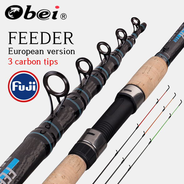 EUROFeeder telescopic fishing rod