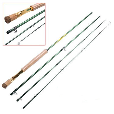 DempSey Fly fishing rod