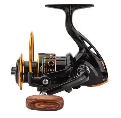 GH SERIES 12BB Spinning Reels