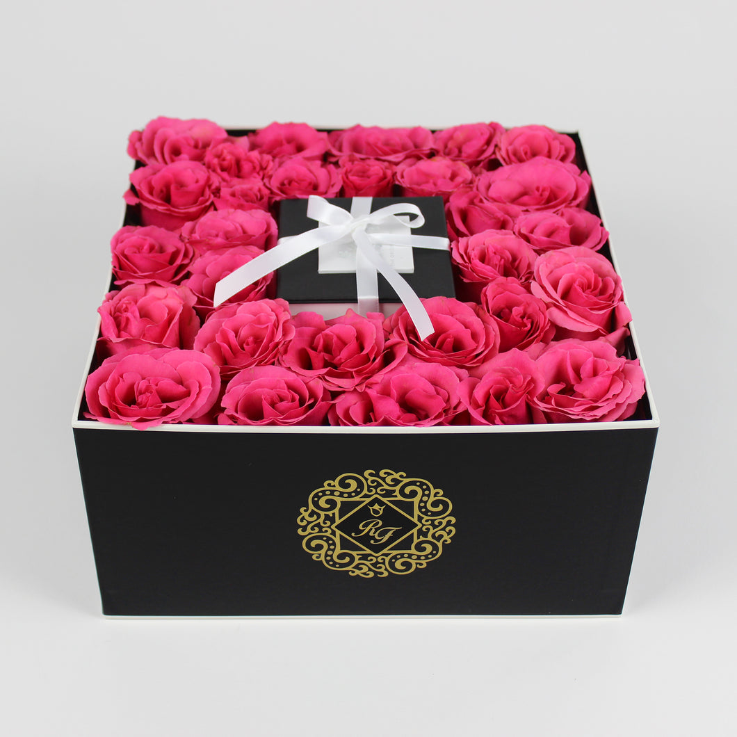 Elegant Flower Box