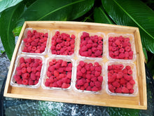 Load image into Gallery viewer, Raspberries - Spray Free