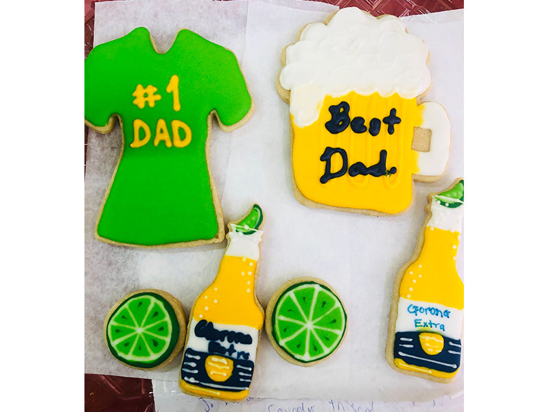 Add-On: Father´s Day Cookie Kit