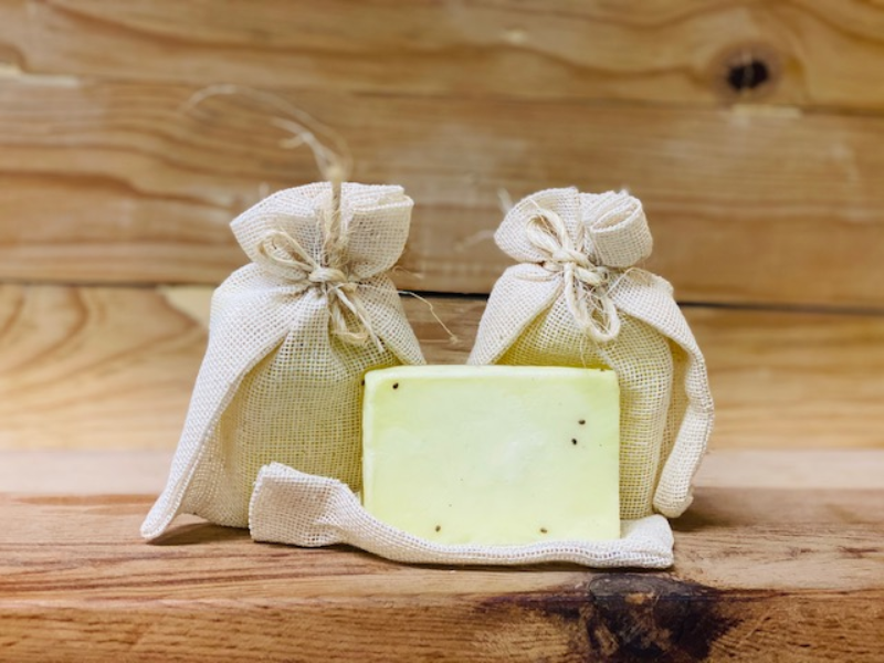Handcrafted Scented soap from Refil