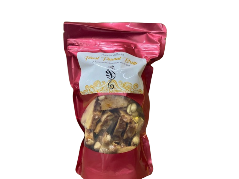 Local Peanut Brittle