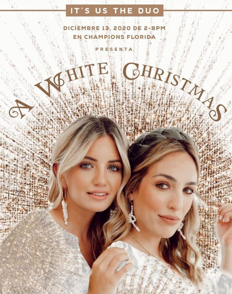 It's Us The Duo - A White Christmas