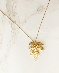 """Tranquila y Tropical"" Necklace"