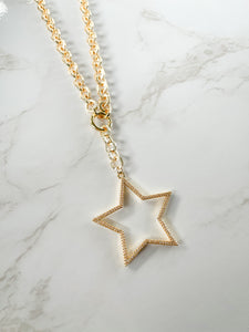 """Upon a Star"" Necklace"