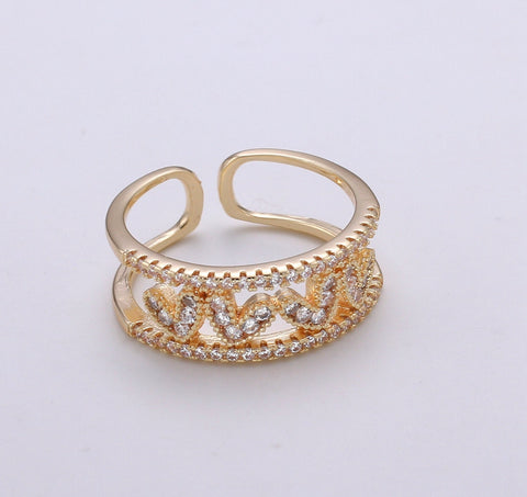 """Lorelai & Rory"" - Ring"