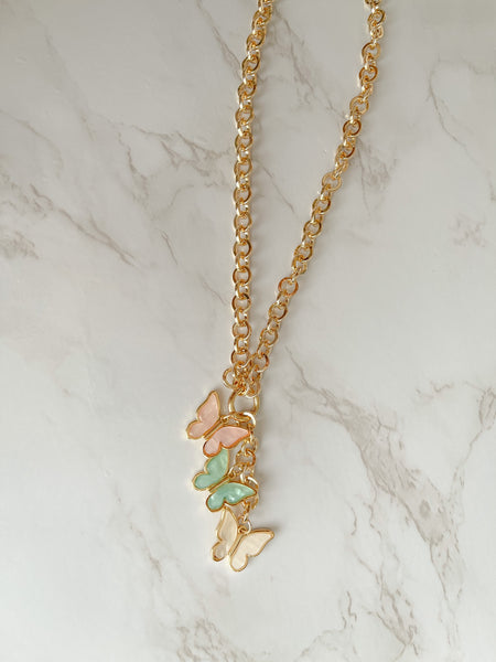 """Mariposa"" Necklace"