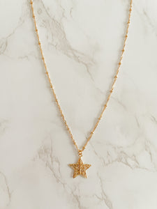 """Shoot for the Stars"" Necklace"