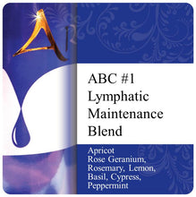 Load image into Gallery viewer, ABC #1 Lymphatic Maintenance Blend